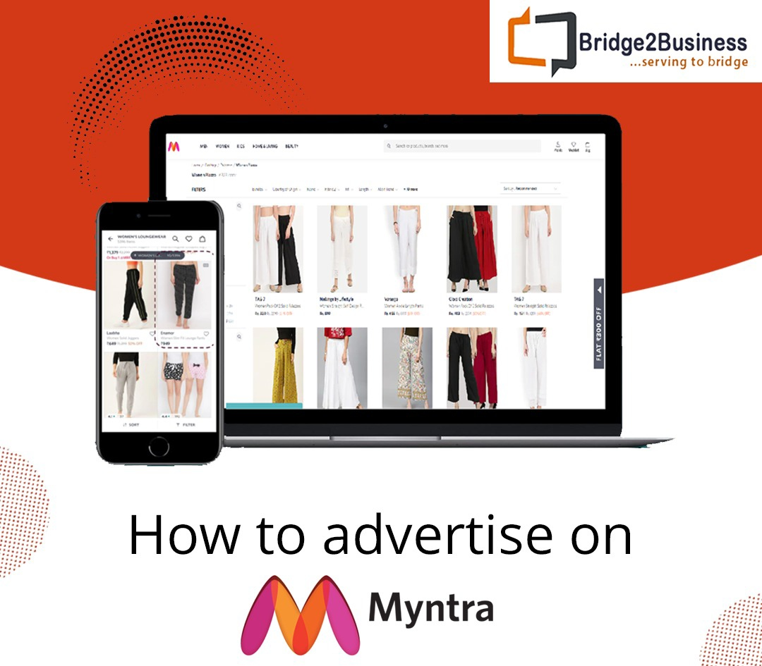 How to advertise on Myntra?
