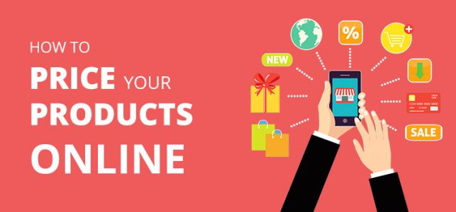 how to price products online